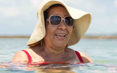 Fun in the Sun Safe Activities to Enjoy the Summer Go for a swim Oak Street Health