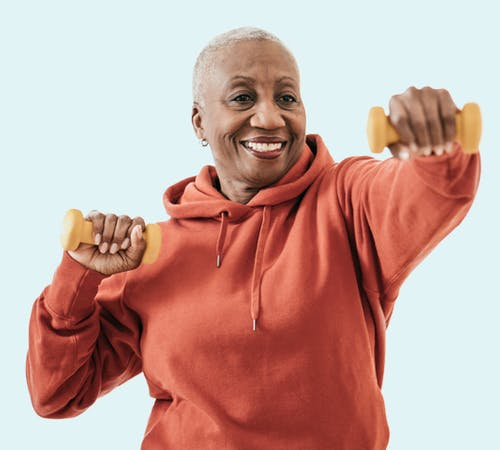Wellness and prevention at oak street health