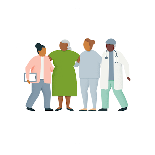 Creating patient experience